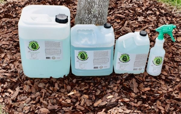 Doctor Kirchner Natural Weed Killer Product Lineup