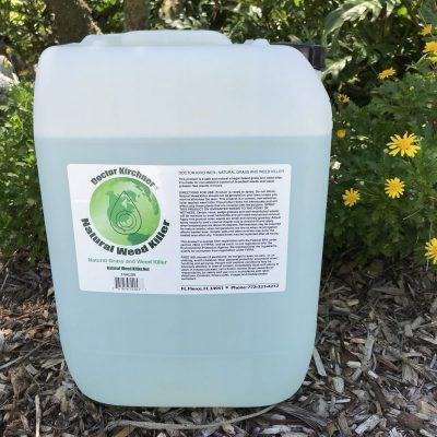 Doctor Kirchner Natural Weed Killer - 5 Gallons